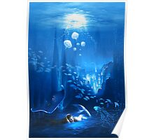 Underwater World Poster