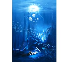 Underwater World Photographic Print