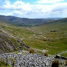 The Healy Pass.. Co. Cork, Ireland... by eithnemythen