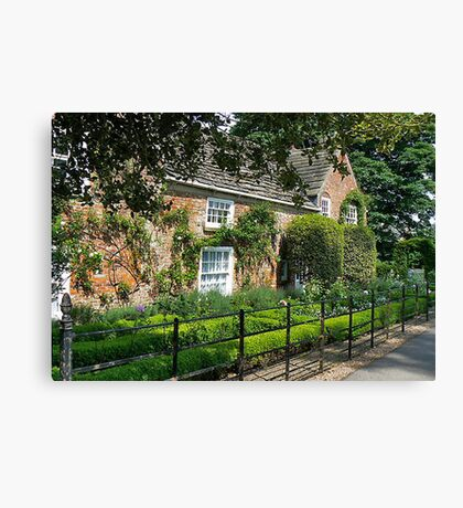 Shandy Hall Canvas Print