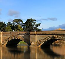 Ross Bridge panorama 2 by Charles Kosina