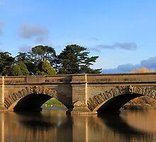 Ross Bridge panorama 2 by Charles Kosina