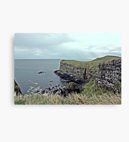 Antrim Coastal View Canvas Print