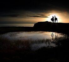 Awaiting the dawn by Raymond Kerr