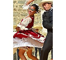 Mexican Dancers Photographic Print