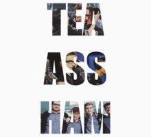 Tea Ass Ham by Digitally