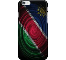 Namibia Twirl iPhone Case/Skin