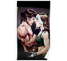 Rogue and Gambit Poster
