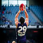Pavlich takes the Mark by Robert Bissonnette