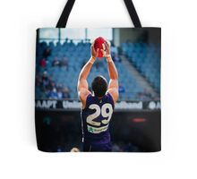 Pavlich takes the Mark Tote Bag