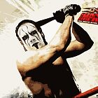 TNA Wrestling - Sting by JBPhotographs