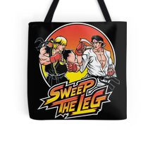 Sweep the Leg Tote Bag