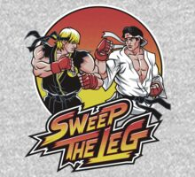 Sweep the Leg Kids Tee