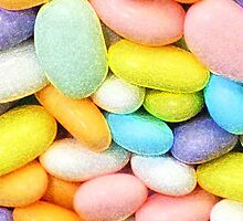 Sugared Almonds by Bloomin' Arty Fashion