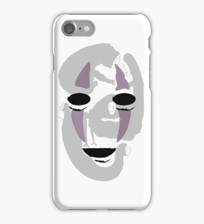 The Spirit With No Face iPhone Case/Skin
