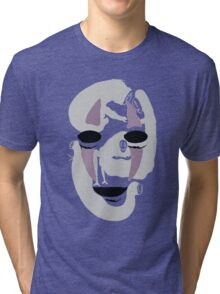 The Spirit With No Face Tri-blend T-Shirt