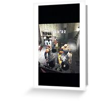 RE3:Nemesis Double Trouble!  Greeting Card