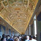 Map room entrance Rome by jasongambone74