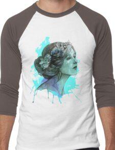 Women art Men's Baseball ¾ T-Shirt