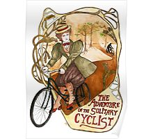 The Adventure of the Solitary Cyclist Poster