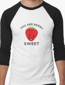 You Are Berry Sweet Men's Baseball ¾ T-Shirt