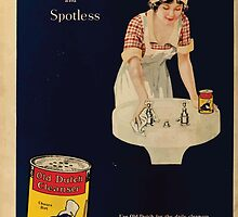Advertisements Photoplay Magazine February through June 1921 0254 Old Dutch Cleanser by wetdryvac