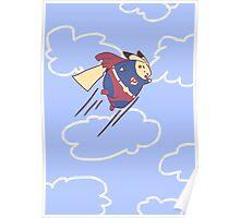 Flying Superpika Poster