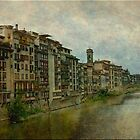 Firenze  Tuscany by Marie Luise  Strohmenger