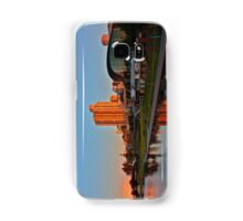 Adelaide River Precinct at Sunset Samsung Galaxy Case/Skin