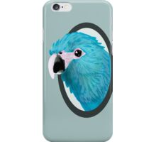 Spix's macaw iPhone Case/Skin