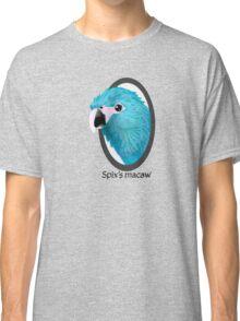 Spix's macaw Classic T-Shirt