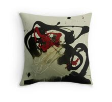 SURGE-EERIE/SURGERY Throw Pillow