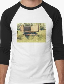 Rural Atmosphere Men's Baseball ¾ T-Shirt