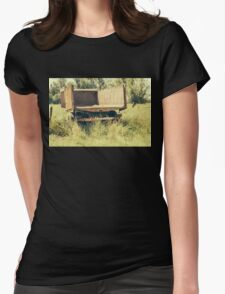 Rural Atmosphere Womens Fitted T-Shirt
