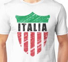 Vintage Italy Emblem Unisex T-Shirt