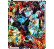 Colorful Abstract Design iPad Case/Skin