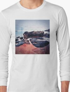 Castles In The Sand Long Sleeve T-Shirt