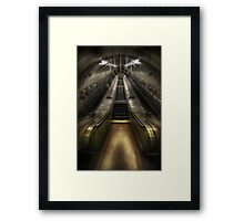 Elevate My Mind Framed Print
