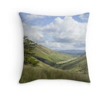 Glengesh Pass, Co. Donegal Throw Pillow