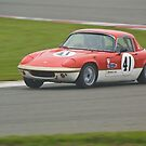 1970 Lotus Elan by Willie Jackson