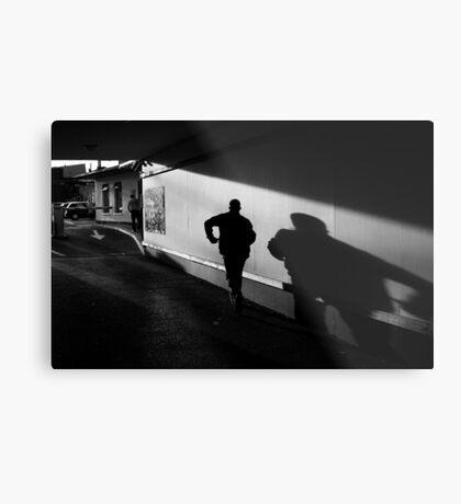 The Shadow Metal Print