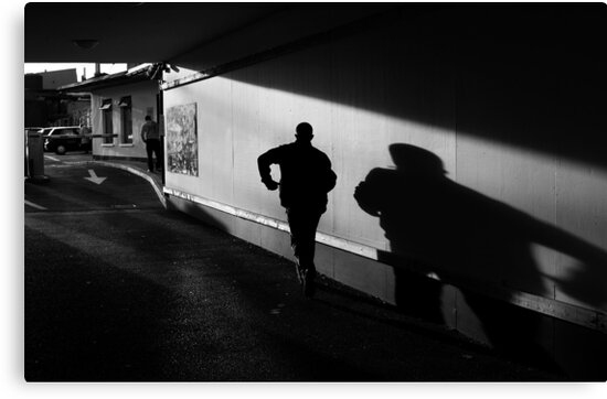 The Shadow by rorycobbe