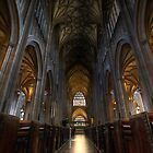 St Mary Redcliffe by Adrian Evans