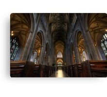 St Mary Redcliffe Canvas Print
