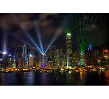 Symphony Of Lights Photographic Print