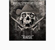 Royal Straight Flush Unisex T-Shirt