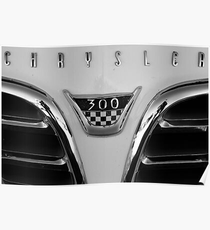 Chrysler 300 Poster
