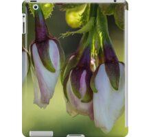 Macro Blossom Flowers iPad Case/Skin