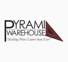 Pyramid Warehouse One Piece - Long Sleeve