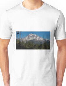 Mt. Rainier in Washington Unisex T-Shirt